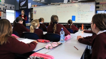 Embedded thumbnail for Christchurch South Intermediate School