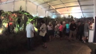 Embedded thumbnail for Ellerslie International Flower Show 2013 - The Gates Are Open
