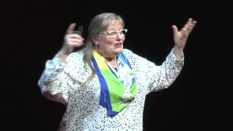Embedded thumbnail for The most important reflex you never think about   Maggie-Lee Huckabee   TEDxChristchurch