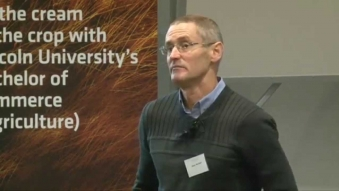 Embedded thumbnail for Beef and Lamb Conference - Mark McNeil - Update on the Clover Root Weevil
