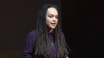 Embedded thumbnail for The future can be awesome -- but not without activism | Laura O'Connell Rapira | TEDxChristchurch