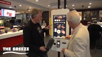 Embedded thumbnail for Dave's Beef-a-moley burger - 'Create Your Taste' at McDonalds
